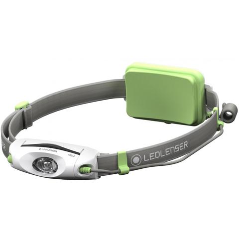 Фонарь налобный Led Lenser (500915) NEO4 зеленый светодиод (500915)