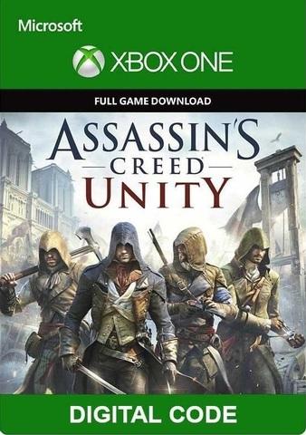Xbox Store Россия: Assassin's Creed Единство (Unity). Специальное издание (Xbox One/Series S/X, цифровой ключ, русская версия)