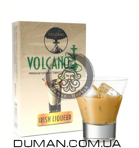 Табак Volcano Irish Liqueur (Вулкан Ирландский Ликёр)