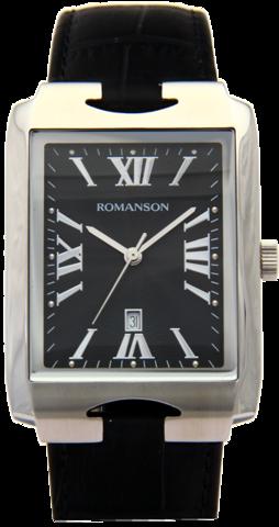 Купить Наручные часы Romanson TL0186C XW BK по доступной цене