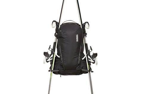 Картинка рюкзак горнолыжный Thule Upslope 35L Оранжевый - 9