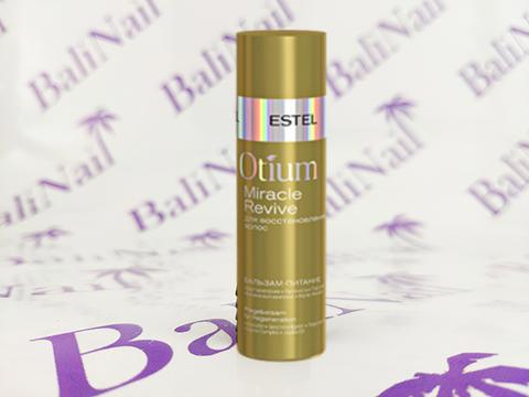 OTIUM MIRACLE REVIVE Бальзам-питание для восстановления волос, 200 мл