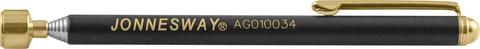 AG010034 Ручка магнитная телескопическая max длина 580 мм, грузоподъемность до 1,5 кг.