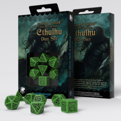 COC The Outer Gods Cthulhu Dice Set (7)