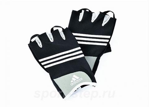 ADGB-12232 S/M Перчатки для тренировок Adidas Stretchfit Training Glove, р.S/M