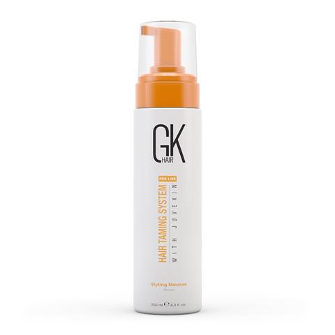 Global Keratin Стайлинг: Мусс с кератином для укладки волос (GKhair Styling Mousse), 250мл