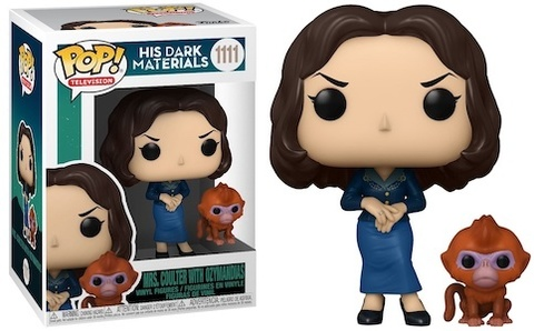Mrs. Coulter with Golden Monkey (His Dark Materials) Funko Pop! (Тёмные начала)