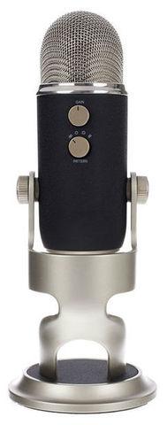 Конденсаторный микрофон Blue Microphones Yeti Pro