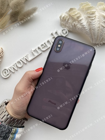 Чехол iPhone 11 Pro Max Clear Case /black/