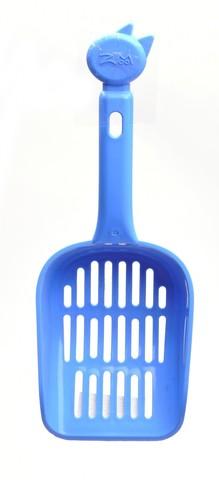 Дарэлл Zoo-M совок для кошачьего туалета с мелкими ячейками суперлюкс 9x25x4
