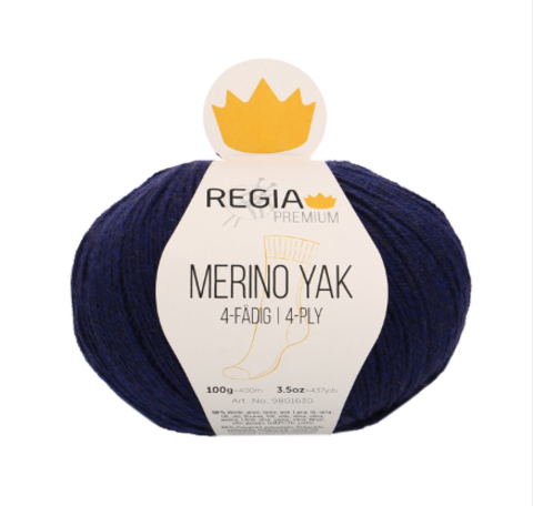 купить Regia Premium Merino Yak 7520