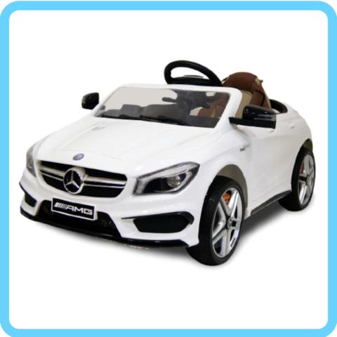 Mercedes-Benz CLA45 A777AA (ЛИЦЕНЗИОННАЯ МОДЕЛЬ) с дистанционным управлением