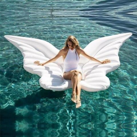 Надувной матрас Крылья Ангела