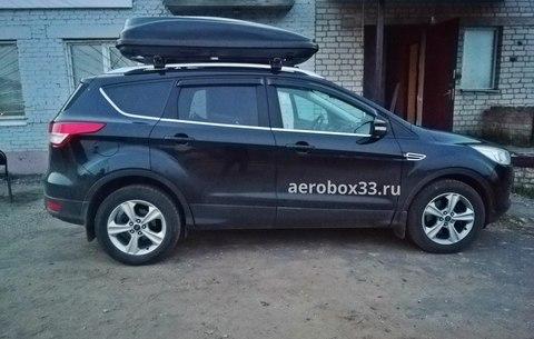 Автобокс Way-box 480 литров на Ford Kuga