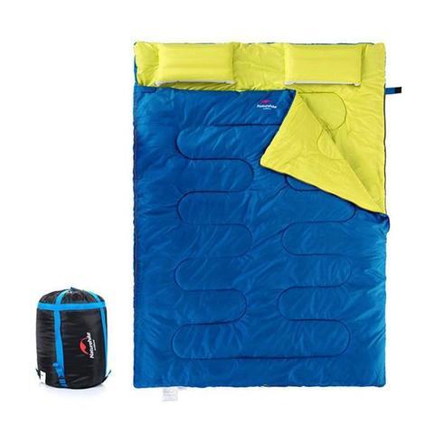 Двухместный спальный мешок Naturehike M030-J