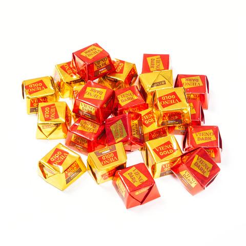 Конфеты Vieno Gold с молоком, 1 кг