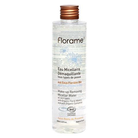 Мицеллярная вода для снятия макияжа Florame, 200 мл