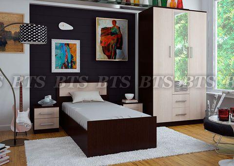 Кровать Фиеста 0,9 м-