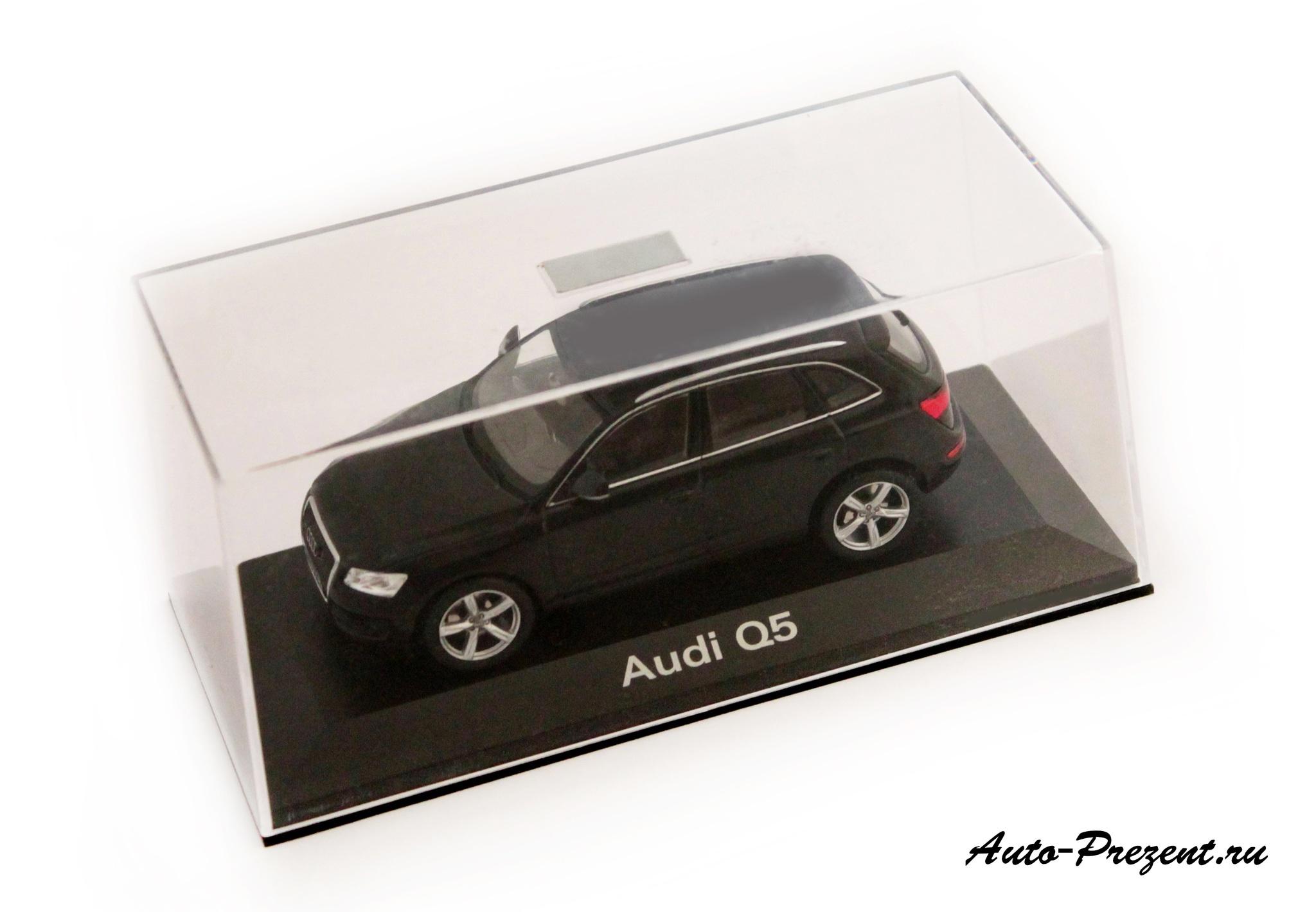 Коллекционная модель Audi Q5 Black