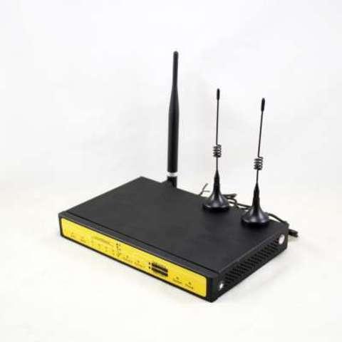 Автомобильный роутер Int-Car 4G/LTE MIMO 2 Активные Sim карты