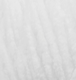 Пряжа Alize Softy Plus 55 белый