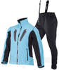 Лыжный костюм One Way - Cata turquoise женский