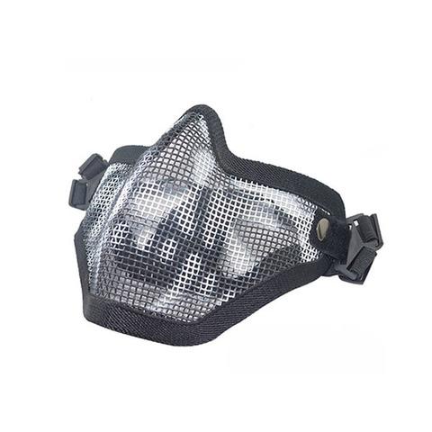Wosport Маска защитная V1 Double-band Scouts Mask, Skull (MA-09-WB)