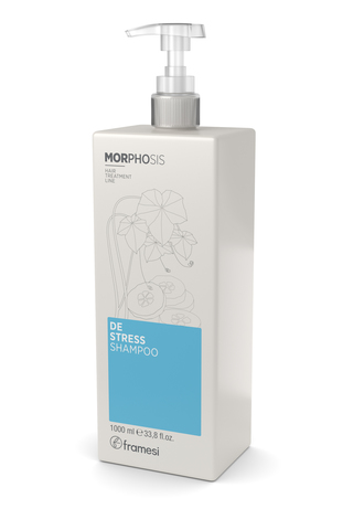 Шампунь для чувствительной кожи головы Morphosis De-Stress, 1000 мл