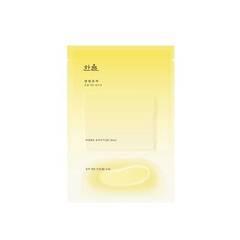 Тканевая маска Hanyul Yuja Oil Sheet Mask 1ea
