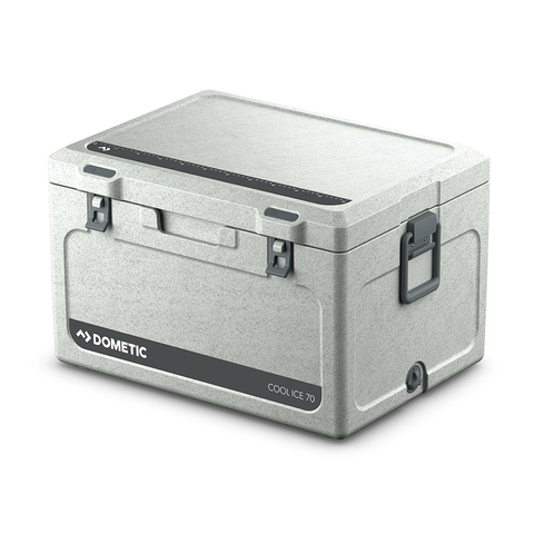 Изотермический контейнер (термобокс) Dometic Cool-Ice CI-70 (71 л.), серый