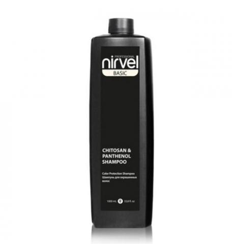 Nirvel Shampoo Volume&Texture Chitosan&Panthol 1000 ml