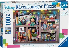 Puzzle Disney Multi Property 100 pcs
