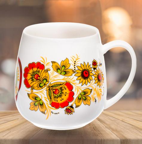"""VELIKOROSS mug """"Summer fantasies"""""""