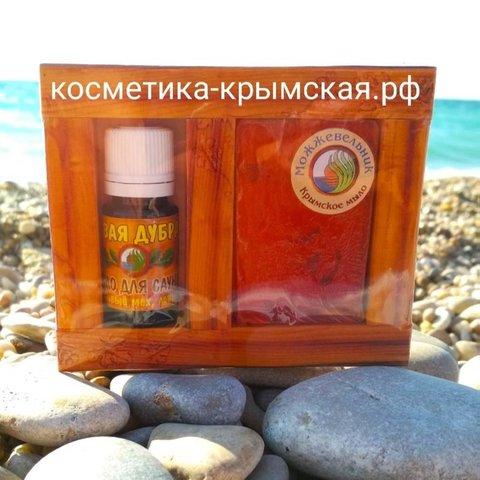 Подарочный набор «Буковая Дубрава»™Фитон-Крым