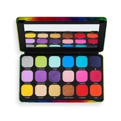 Makeup Revolution - Палетка теней для век Forever Flawless
