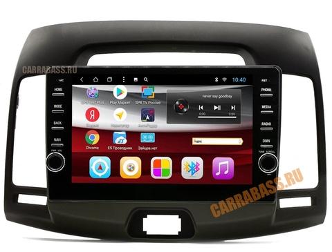 Штатная магнитола для Hyundai Elantra, Avante 2006 - 2010 Android 8.1 модель CB-1054T8