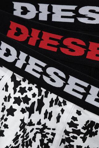 Мужские хлопковые боксеры (3 шт) Diesel