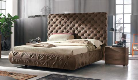 Кровать CHANTAL ALTO, Италия