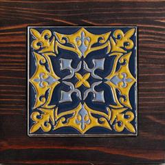 Плитка Каф'декоръ 10*10см., арт.001