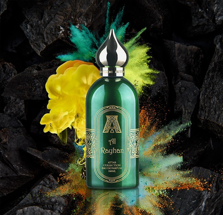 Attar Collection Al Rayhana Eau De Parfum