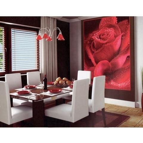 Кармен - роза 196x260 см