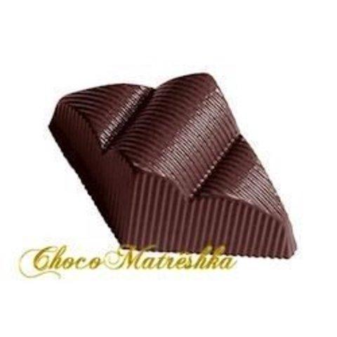 Форма для шоколада поликарбонатная (Бельгия) - Ромб Арт-дизайн