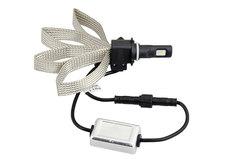 Комплект LED ламп головного света 9012  (гибкий кулер) чип PH