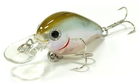 Воблер Lucky Craft Clutch  MR 0003 Wakasagi 389
