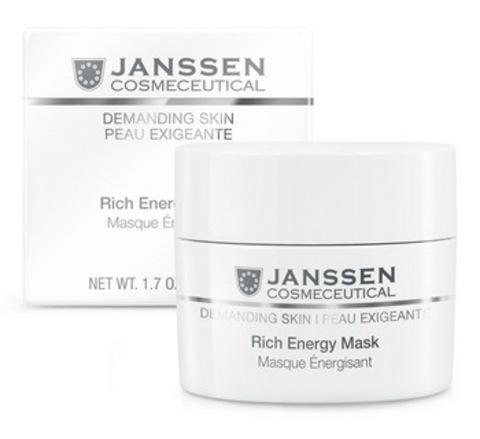Энергонасыщающая регенерирующая маска Janssen Rich Energy Mask,200 мл.