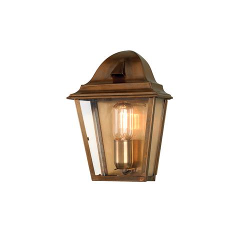 Настенный фонарь Elstead Exterior, Арт. ST JAMES BRASS