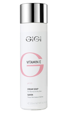 Gigi Vitamin E Soap, Жидкое мыло