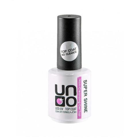 Uno, Верхнее покрытие для гель-лака - Super Shine (15 мл.)