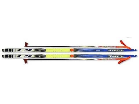 Лыжный комплект STС (лыжи, палки, крепление SNN): р150 SNN
