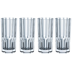 Набор высоких стаканов Nachtmann Aspen, 4 шт, 309 мл, фото 1